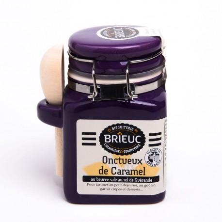 Étiquette pour la Biscuiterie Brieuc