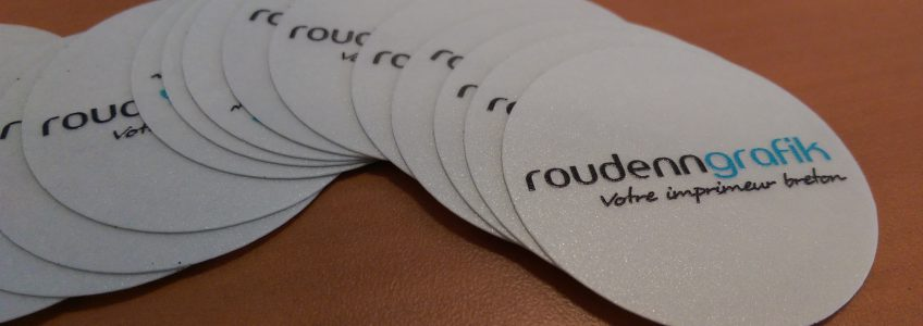 Etiquettes Roudenn Grafik