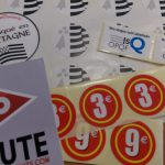 Plusieurs sortes d'étiquettes