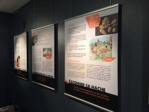 Panneau Musée - Grand Format - Roudenn Grafik