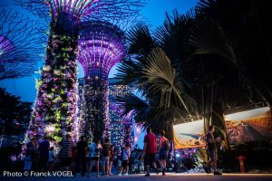Photos de Franck Vogel Photography, lors de l'exposition FLEUVES au VOILAH! French Festival Singapour
