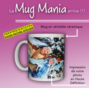 Mug personnalisé par Copy-Pub Guingamp et Ker Copy Plérin