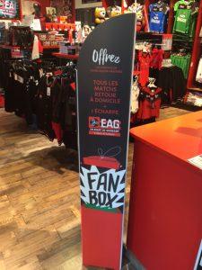 FanBox EAG