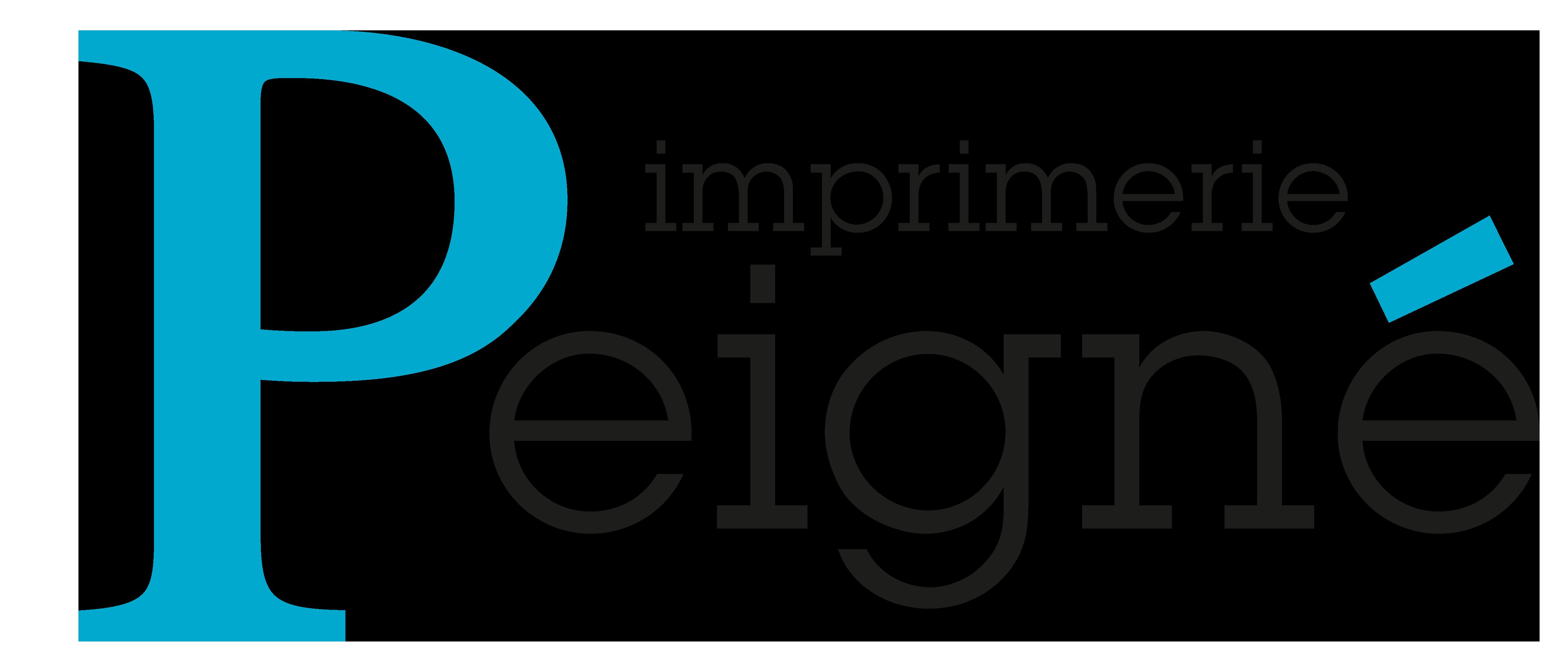 Logo de l'Imprimerie Peigné