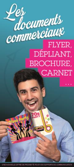 Pub Roudenn Boutik Flyer Dépliant Brochure