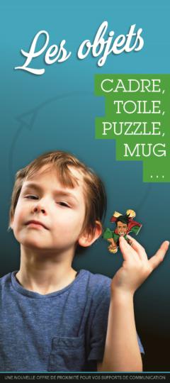 Pub Roudenn Boutik cadre puzzle