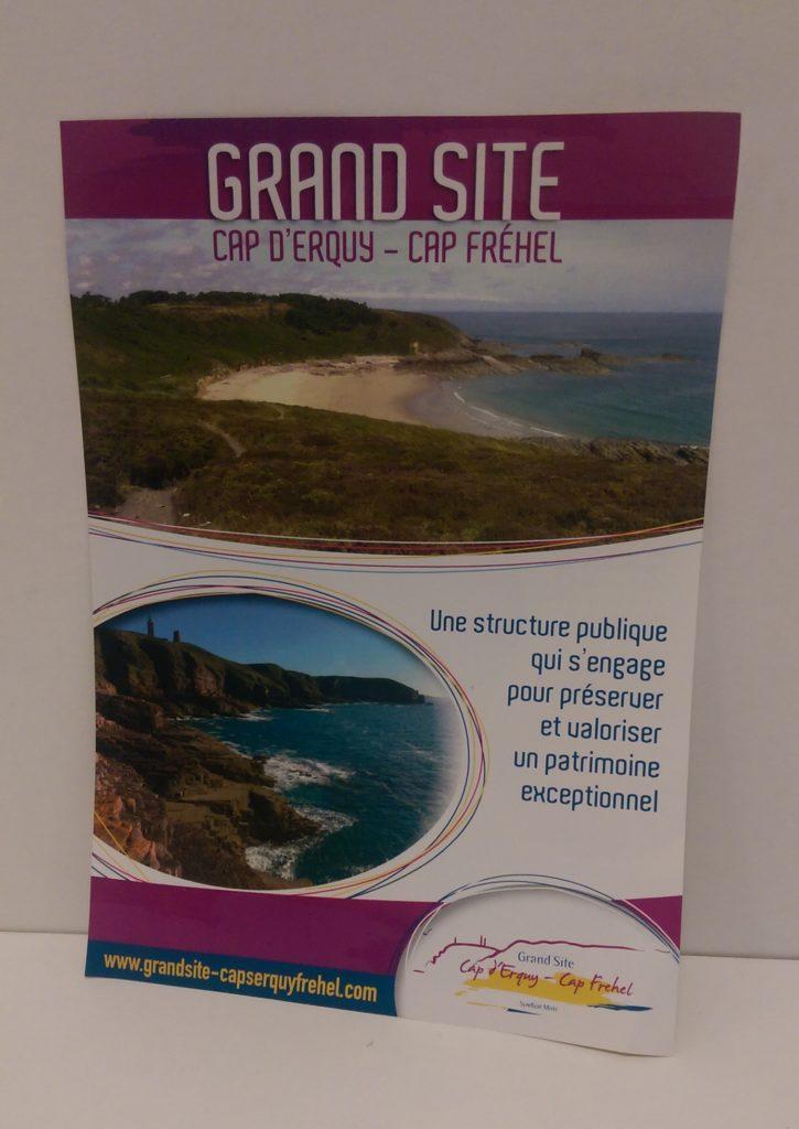 Flyer 2018 Grand Site Cap d Erquy et Cap Fréhel