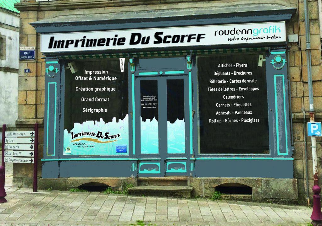 Roudenn Boutique : Imprimerie du Scorff Guémené (56)