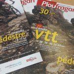 Flyers Randonnées VTT et pédestres – Leucémie Espoir 22