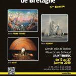 Biennale Peintres et sculpteurs de Bretagne 2019
