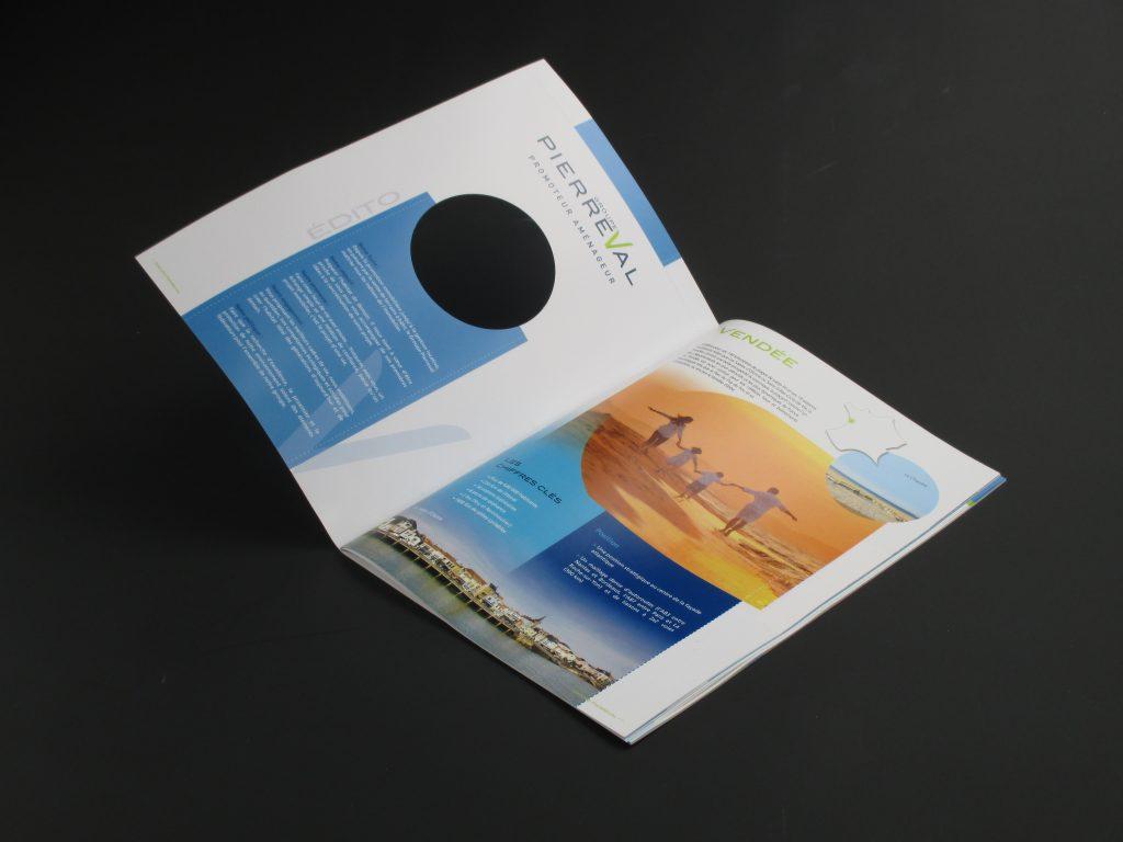 Brochure PierreVal Découpe ronde