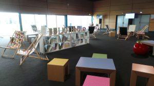 Lettres 3D Bibliothèque